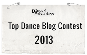 Dance Blog Contest