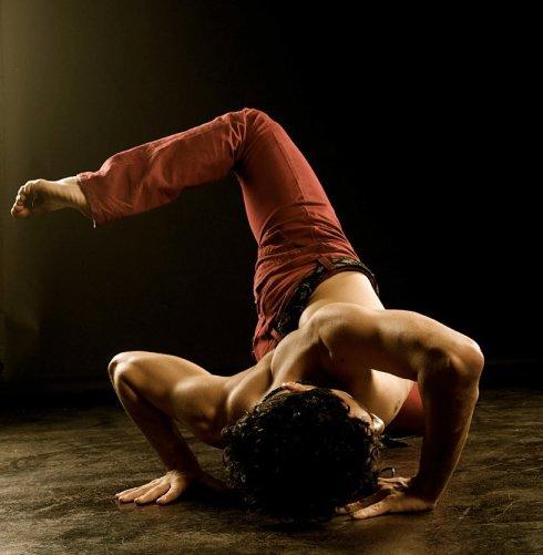 HANI ABAZA TORONTO DANCERS