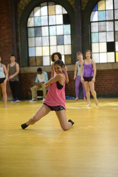 Taveeta Szymanowicz Thalia on Dance Step Patterns