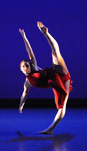 brittney fitzgerald dancer dance toronto